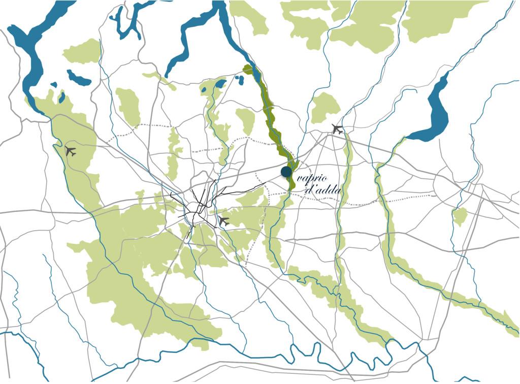 UP - Vaprio Regione