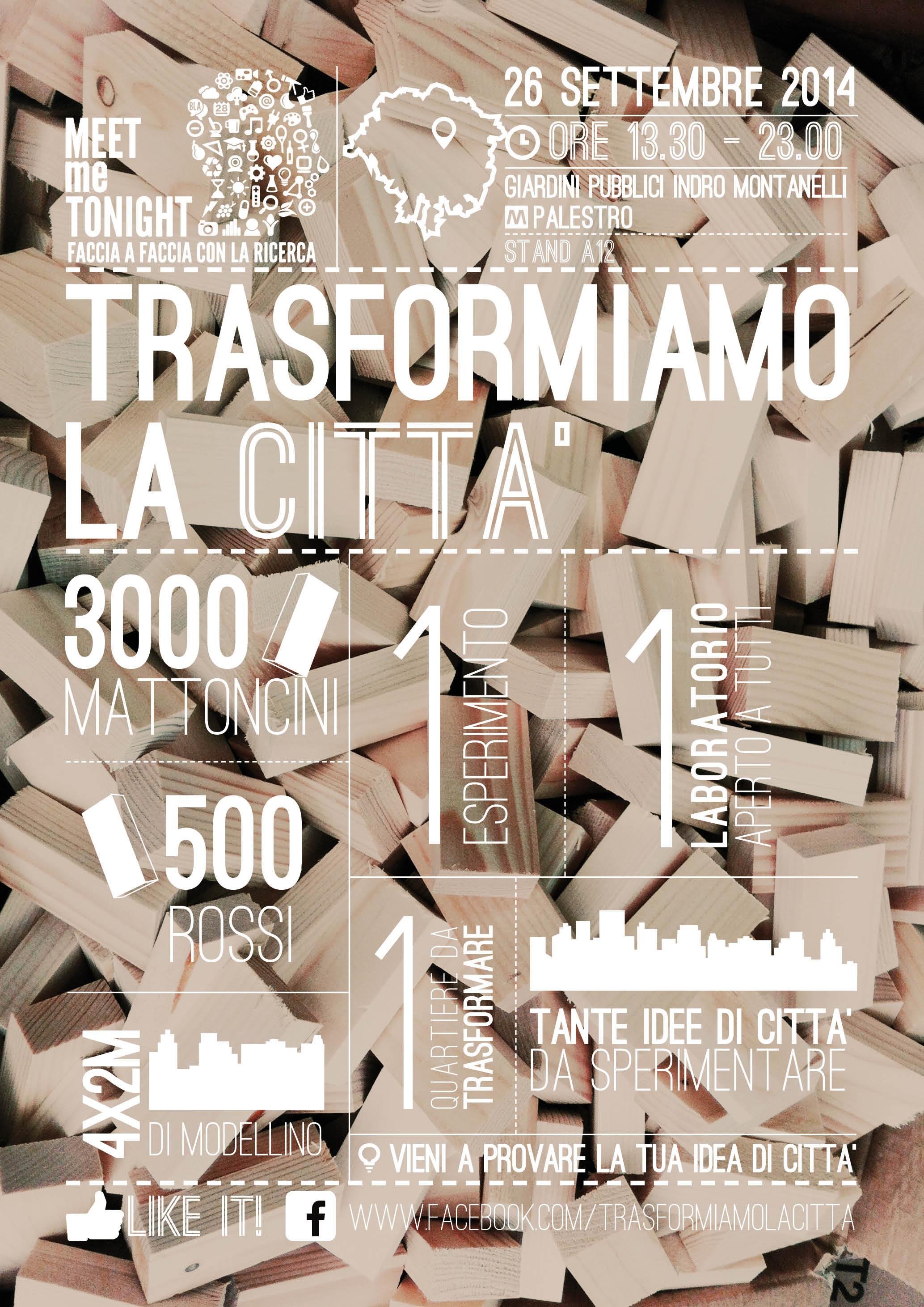 INVITO-Trasformiamo la città MMT2014