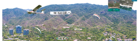 THE ISLAS CLUB