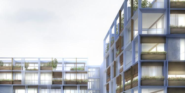 Housing Milano-Sesto